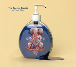 The Special Guests - Suspicious Delicious CD-Cover