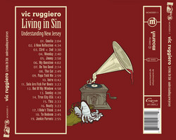 Living in Sin - CD-BackCover